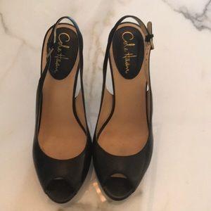 Cole hahn nike air high high heel shoe